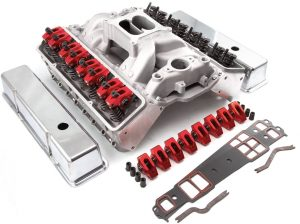 Best top end kit for 350 Chevy- Fits Chevy SBC Top End Engine Combo Kit