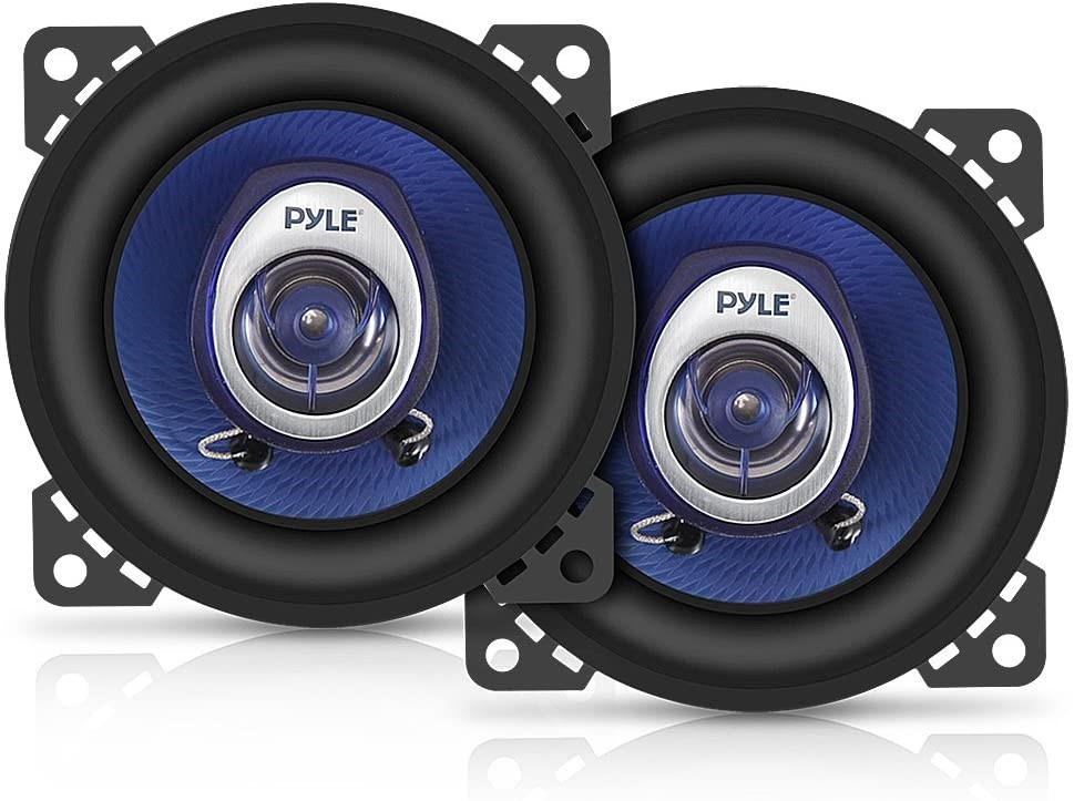 Pyle PL42BL (Best-on-Budget 4-inch car Speakers